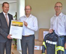 Partnerschaft MeyerundKuhl Spezialwäschen und DHL Go Green