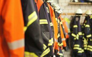 Spezialpflege von Feuerwehreinsatzbekleidung